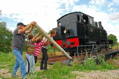 6.-Damplokomotivet-vendes-i-Handest-foto-Carsten-Lindby